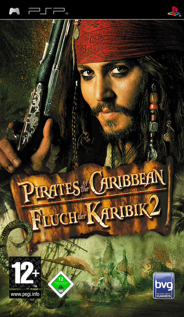Pirates Of The Caribbean – Fluch Der Karibik 2