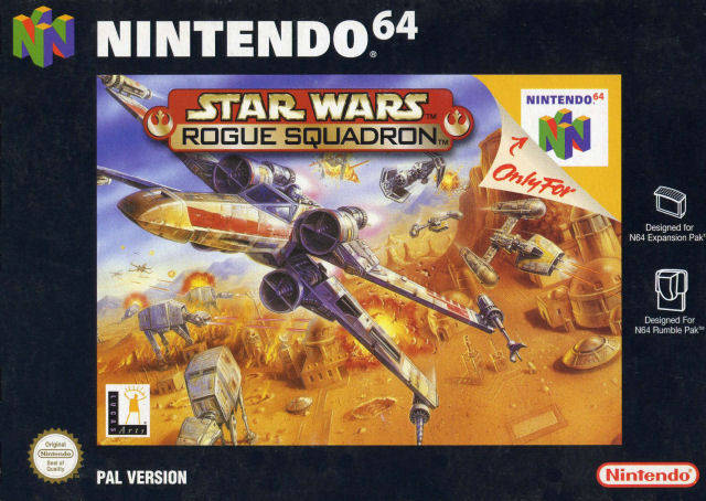 Star Wars: Rogue Squadron - Nintendo 64