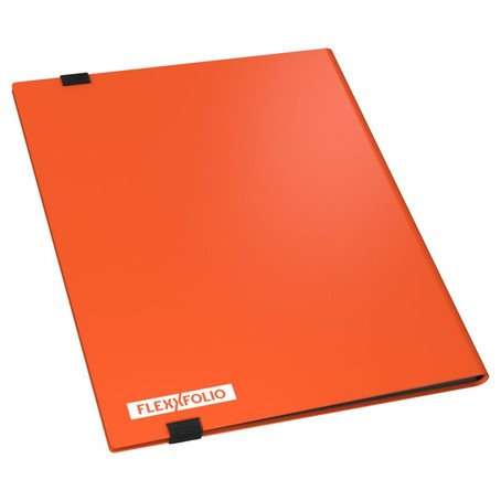 9-Pocket FlexXfolio Mappe - Orange