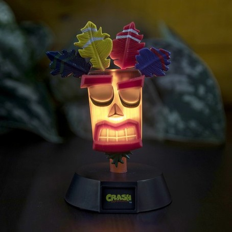 Aku Aku Lampe - Crash Bandicoot