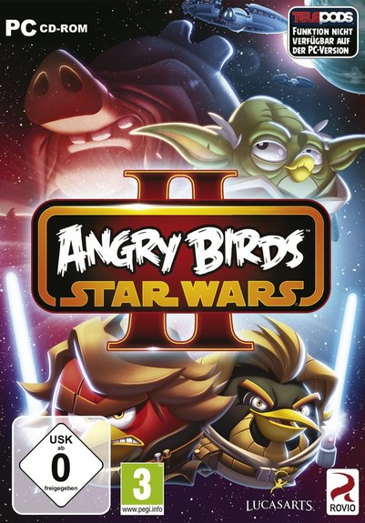 Angry Birds Star Wars 2 PC SoPo