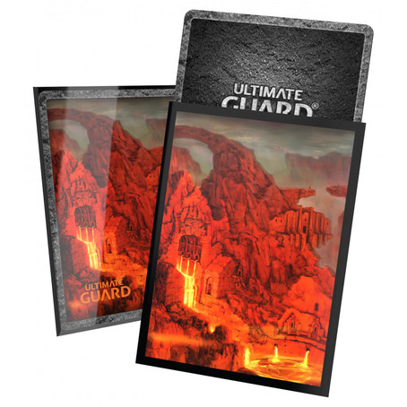 Artwork Sleeves (100 Stk) - Standard Size - Lands Edition II: Mountain