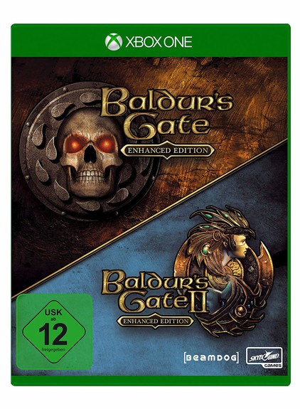Baldurs Gate Enhanced Edition  XBO