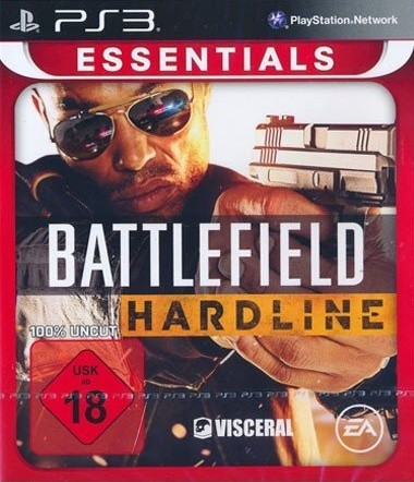 Batllefield Hardline Essential  PS3