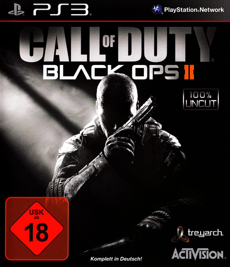 Call of Duty 9: Black Ops 2 PS3