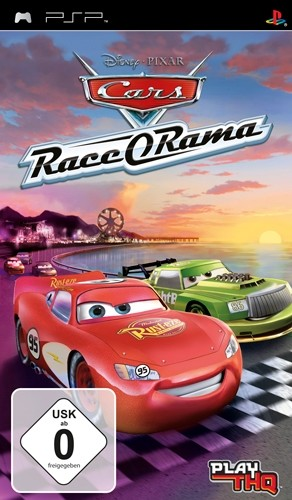Cars: Race O Rama PSP