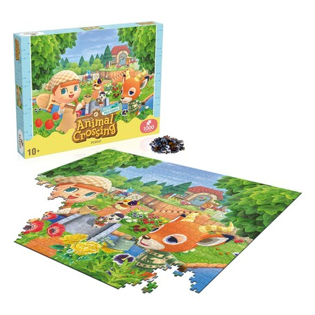 Characters Puzzle - Animal Crossing: New Horizons (1000 Teile)