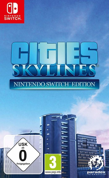 Cities: Skylines  Switch