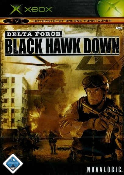 Delta Force Black Hawk Down Xbox