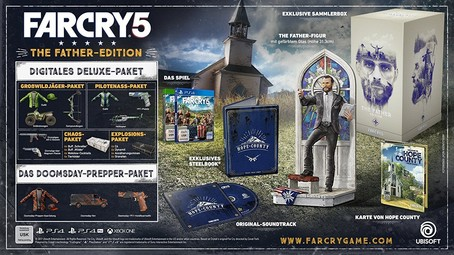 Far Cry 5 Father Ed. XBO USK