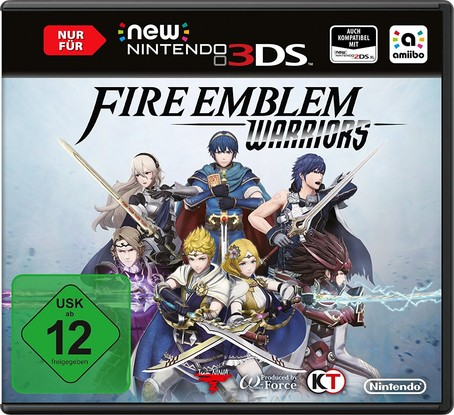 Fire Emblem Warriors 3DS (nur NEW3DS)