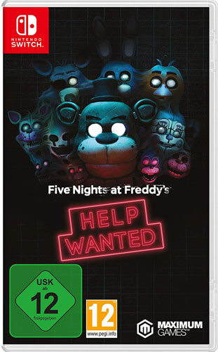 Five Nights at Freddys: Help Wanted  SWITCH