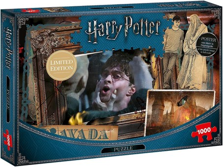 Harry Potter - Puzzle - Avada Kedavra inkl. Poster