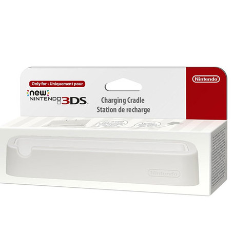 Ladestation New 3DS
