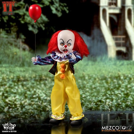 Living Dead Dolls - ES - Pennywise