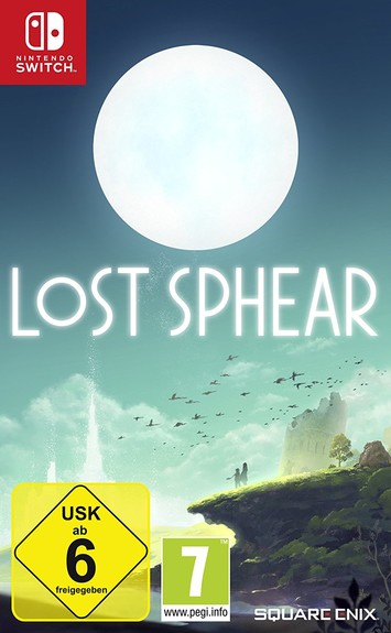 Lost Sphear - Nintendo Switch