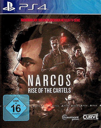 Narcos: Rise of the Cartel  PS4