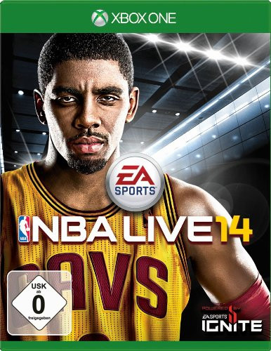 NBA Live 14 USK Xbox One