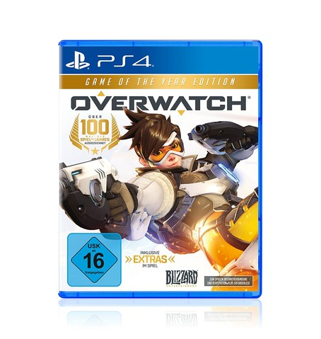 Overwatch GOTY  OHNE DLCs  PS4