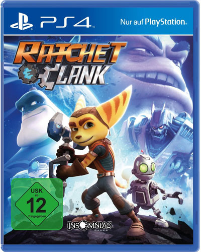Ratchet & Clank PS4  #DAYS OF PLAY