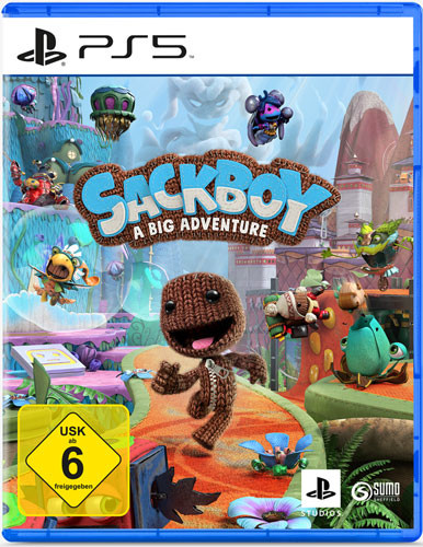 Sackboy A Big Adventure  PS5