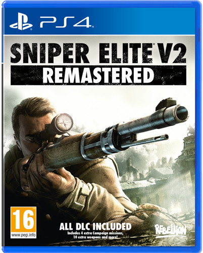 Sniper Elite V2 Remastered UK-Import - Xbox One