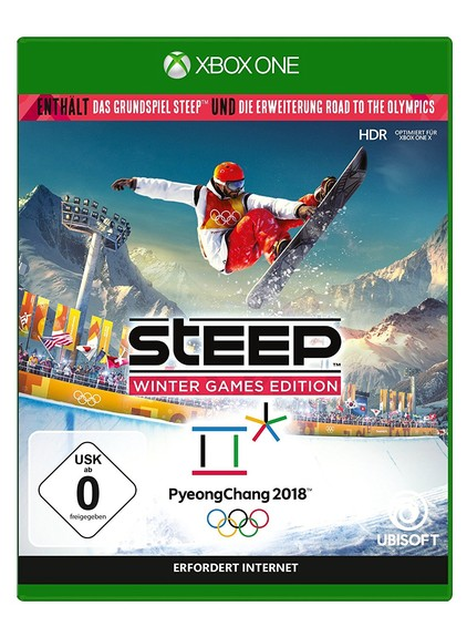 Steep: Winter Games Edition XBO