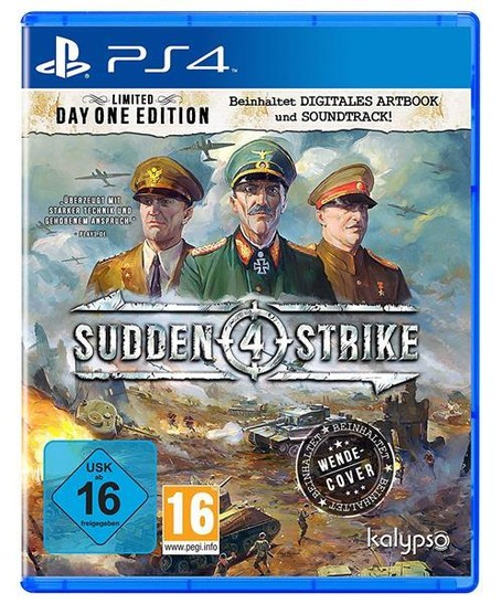 Sudden Strike 4 D1 L.E.  PS4