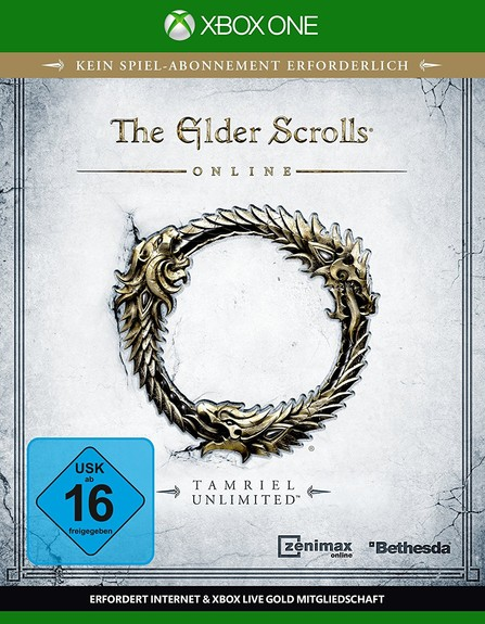 The Elder Scrolls Online: Tamriel Unlimited  XBO