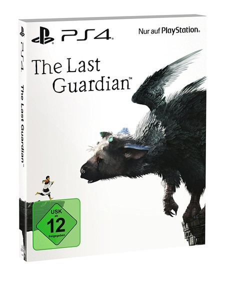 The Last Guardian Steelbook Edition PS4  SoPo
