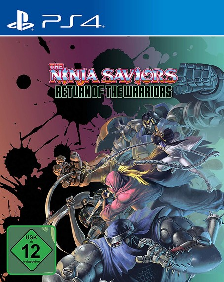 The Ninja Saviors Return of the Warriors - Ninja Art Edition  PS4