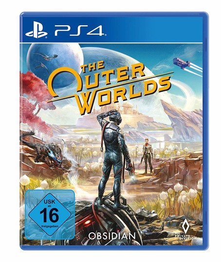 The Outer Worlds  PS4  SoPo