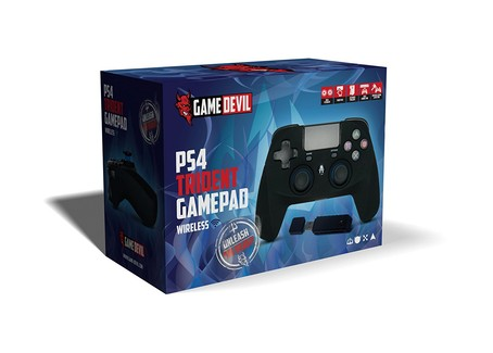 Trident Wireless Gamepad Playstation 4