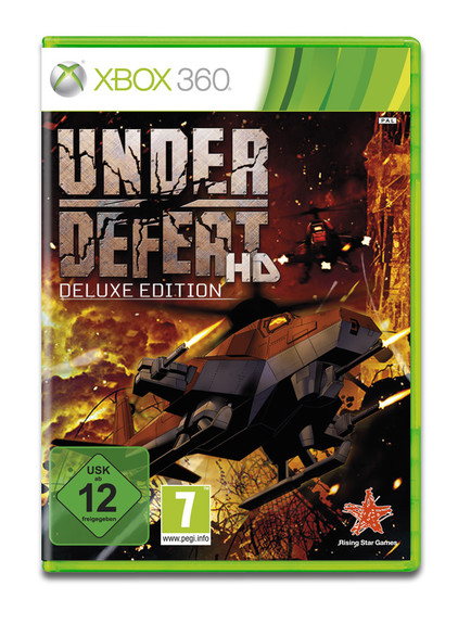 Under Defeat HD Deluxe Edition Xb360