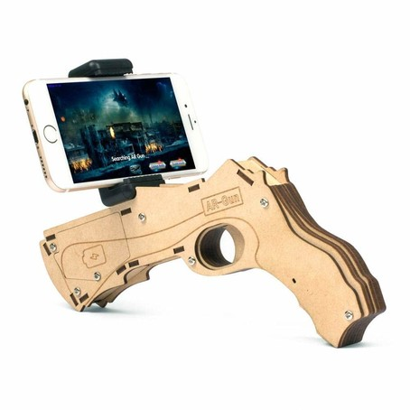 Augmented Reality Blaster Bluetooth Pistole