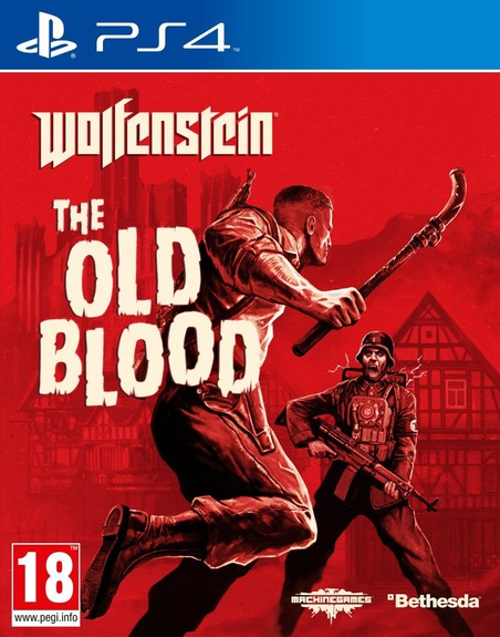Wolfenstein: The Old Blood PEGI  PS4