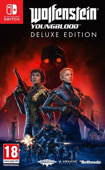 Wolfenstein Youngblood - Deluxe Edition UK-Import - Xbox One
