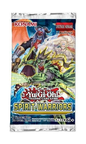 Yu-Gi-Oh! Spirit Warriors - Booster - DE