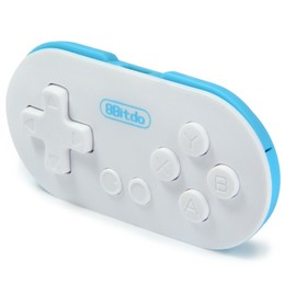8Bitdo Zero Mini Bluetooth Gamepad Blau