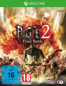 A.O.T. Attack on Titan 2: Final Battle
