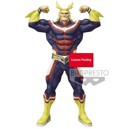 My Hero Academia Grandista Figur - All Might (New Color) (28cm)