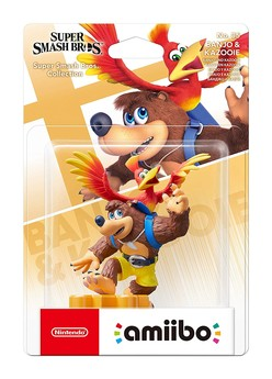 amiibo Banjo & Kazooie Super Smash Bros. Collection