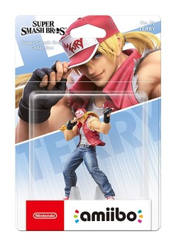 amiibo Terry Bogard Super Smash Bros. Collection