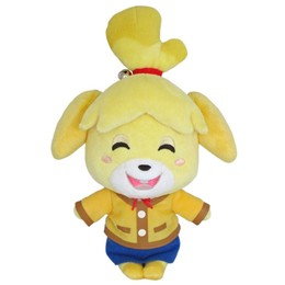 Animal Crossing Figur - Plüsch Isabelle (lachend) 20cm