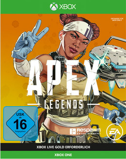 Apex Legends Lifeline Edition (Code in a Box)