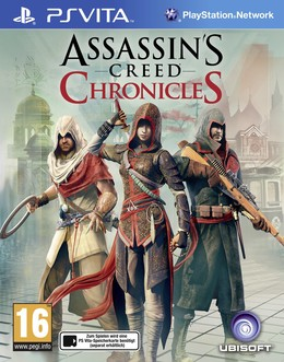 AC  Chronicles   Assassins Creed (China,India,Russia)