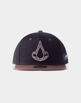 Assassin´s Creed Snapback Cap - Metal Badge