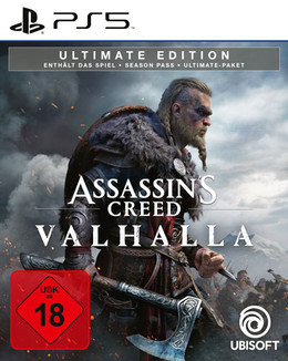 Assassins Creed Valhalla - Ultimate Edition
