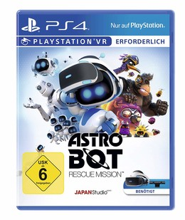 Astro Bot - Rescue Mission VR