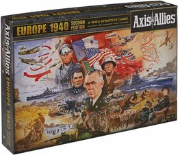 Axis & Allies Europe 1940 Second Edition (Englisch - Version 2012)